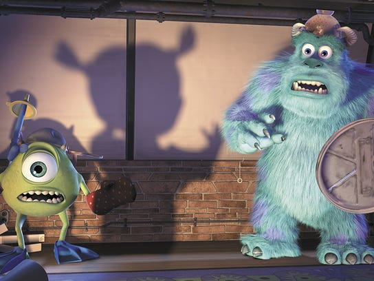 "2001's ""Monsters, Inc."""