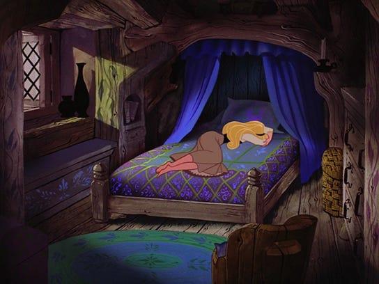"1959's ""Sleeping Beauty"""