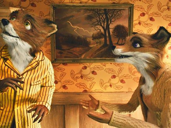"2009's ""Fantastic Mr. Fox"""