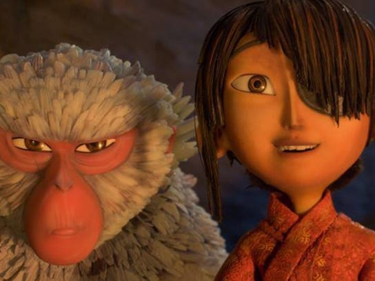 "2016's ""Kubo and the Two Strings"""