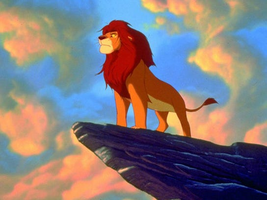 "1994's ""The Lion King"""