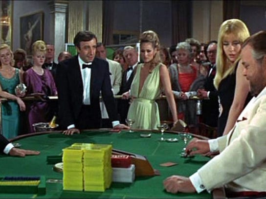 """""""Casino Royale"""" (Photo: Courtesy of Columbia Pictures)"""