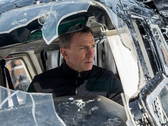"""""""Spectre"""" (Photo: Courtesy of Columbia Pictures)"""
