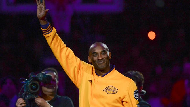 According to an ESPN report, the Lakers will retire Kobe Bryant's jersey in December.