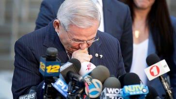 Senators say they'll welcome Menendez back, but ethics probe looms
