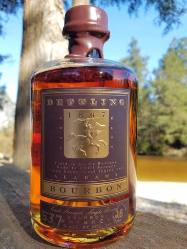 Big Escambia Spirits is named after the creek the small