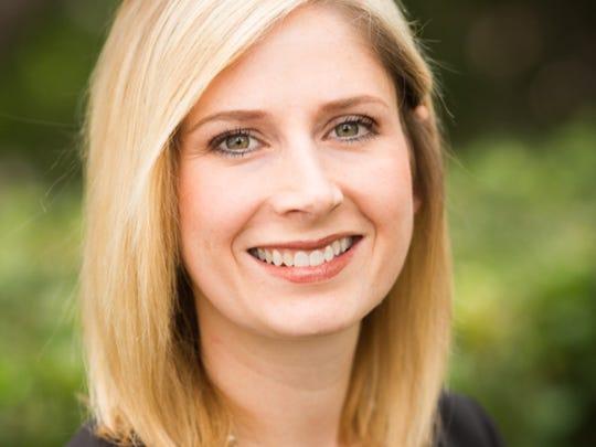 Lindsay Myers, general manager at Sheraton Redding at the Sundial Bridge.