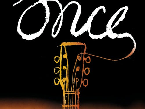 """Exclusive to Insiders, enter to win 4 tickets to see """"Once"""" at The Playhouse on Rodney Square 3/13-3/26."""