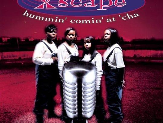 """Xscape's 1993 album """"Hummin' Comin' at Cha"""""""