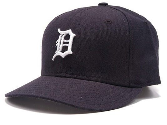 Detroit Tiger's hat