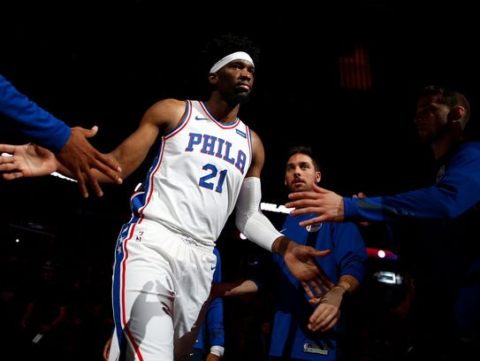 Can Joel Embiid stay healthy for the up-and-coming