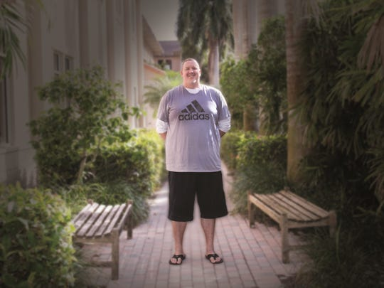 At his heaviest, Fred Longar was 328 pounds. He chose the Martin Health Bariatric program to help him break his addiction to food and adopt a healthier lifestyle.