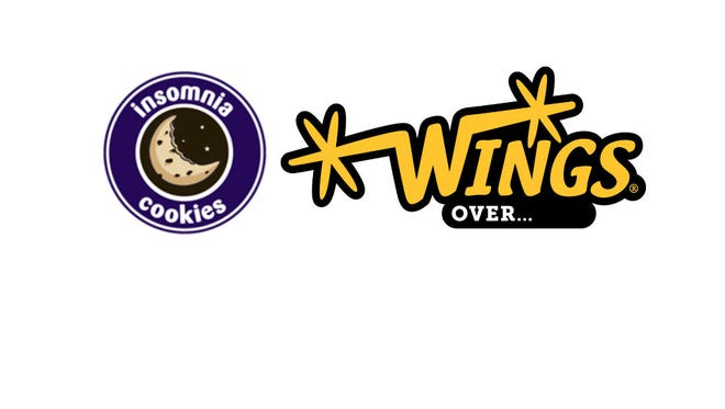 Wings Over and Insomnia Cookies are coming to Clemson in 2018.