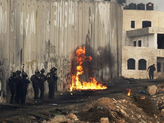 EPA MIDEAST ISRAEL PALESTINIAN POL CONFLICTS (GENERAL) DIPLOMACY -- WE