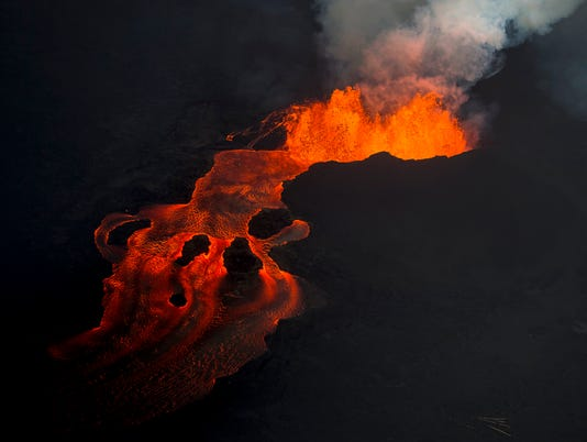 AP HAWAII VOLCANO A USA HI