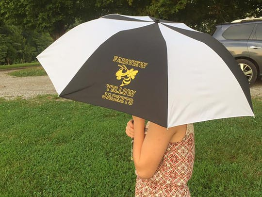 Fairview High's band is selling school spirit Yellow
