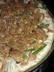 Green bean casserole is a tried-and-tested Thanksgiving