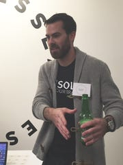 Joe Scanlin, CEO, Scanalytics, Milwaukee-based startup in Seamless
