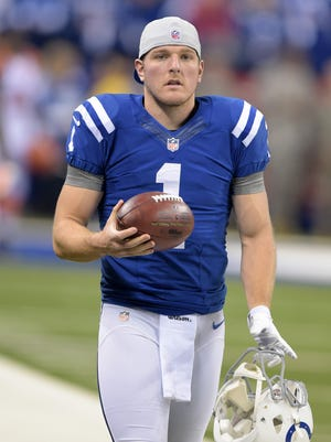 Colts punter Pat McAfee had some fun at the expense of ESPN's NFL Countdown crew.