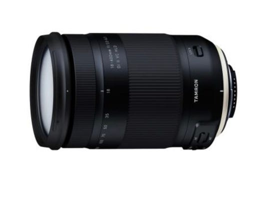 One of the most cost effective and preferred ways is with an all-in-one lens!