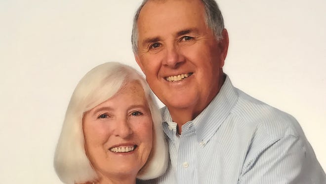 Brian and Delaine Foote