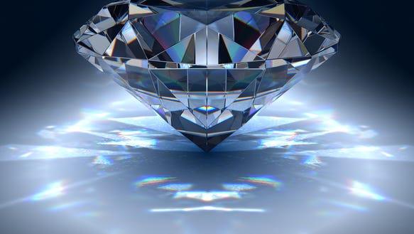 Diamond trunk show