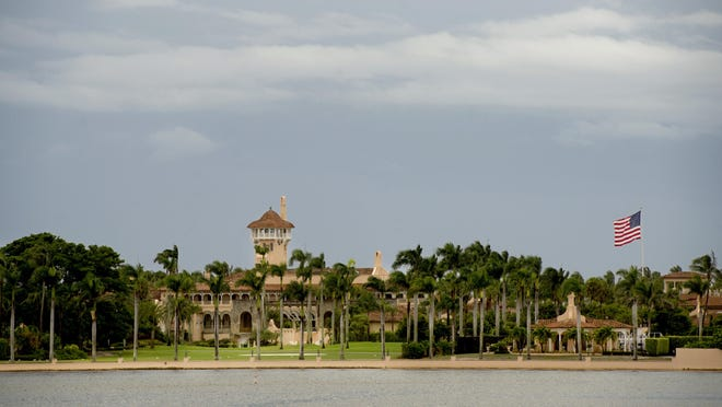 President Donald Trump's Mar-a-Lago estate is a 17-acre ocean-to-lake property without a dock.