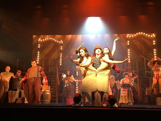 """Theatre Memphis will stage the regional premiere of the musical """"Side Show,"""" opening this weekend."""