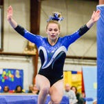 Farmington gymnasts rally for thrilling win at Rockford