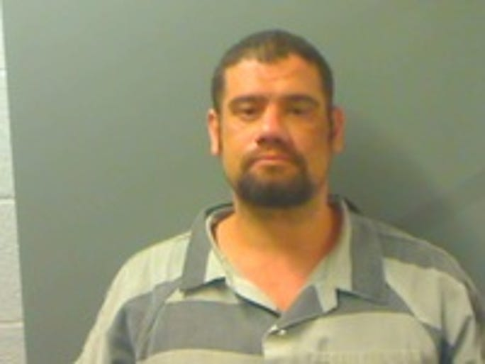 Charles Curtis Campbell, 37, of Yellville <br />Public intoxication <br />$220 bond <br />Released