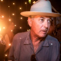 Thank you for Burning Man, Larry Harvey. Here's how's he being remembered.