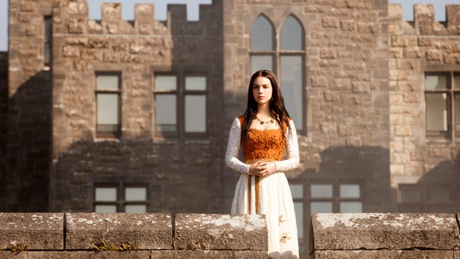 Adelaide Kane is Mary, Queen of Scots in the pilot episode of  'Reign.'