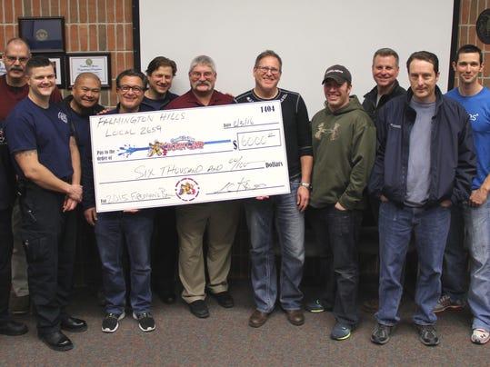 Great Lakes Burn Camp Donation