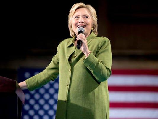Hillary Clinton small photo