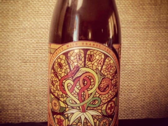 Jester King in Austin brews with water from their own well, as well as locally grown and malted grains.