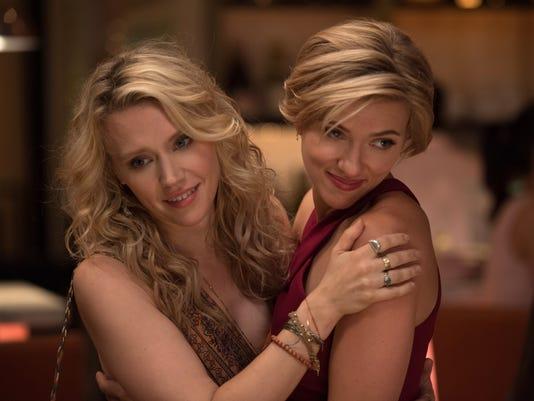Scarlett Johansson;Kate McKinnon