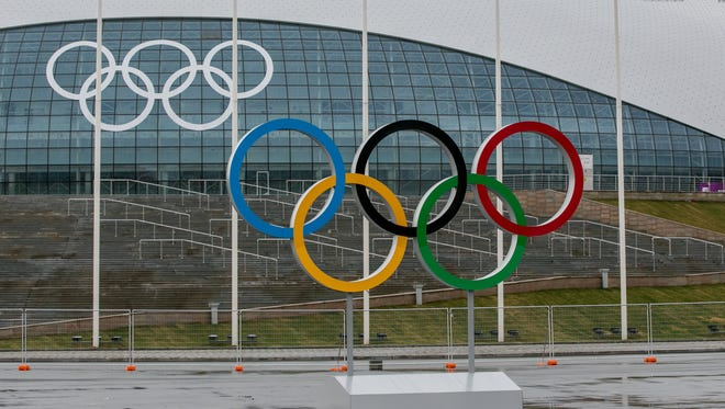 Sponsors pay millions to be associated with the Olympics rings.,