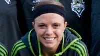 Former SDSU defender Kellyn Farrell plays for the Seattle Sounders women.