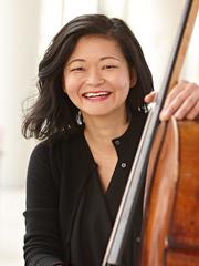 Minnesota Orchestra cellist Pitnarry Shin.