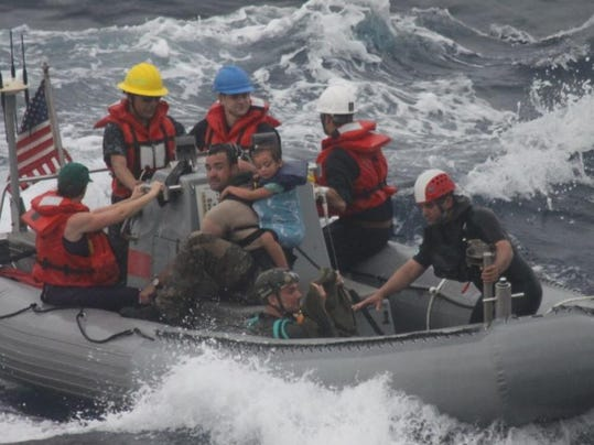 Navy rescue