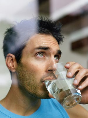 Excessive thirst can be an indicator of diabetes.
