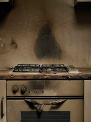 Note to self: Check oven before turning it on.