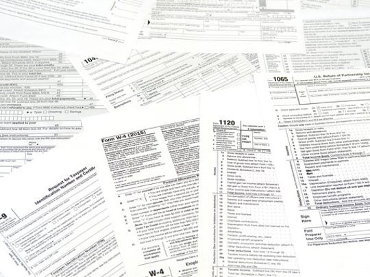 Various IRS tax forms and instructions will have to be rewritten before taxpayers can reap the benefits of the new brackets.