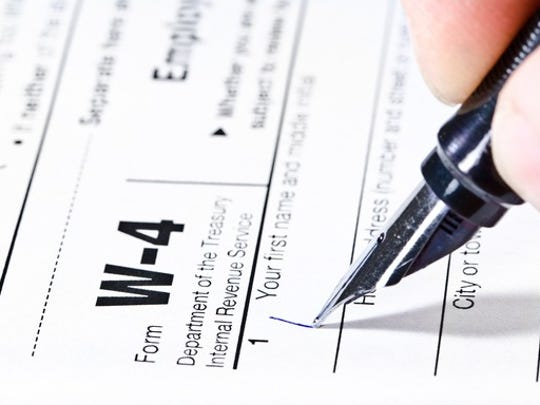 Try using the IRS's Paycheck Checkup calculator to see if your withholding should be adjusted.