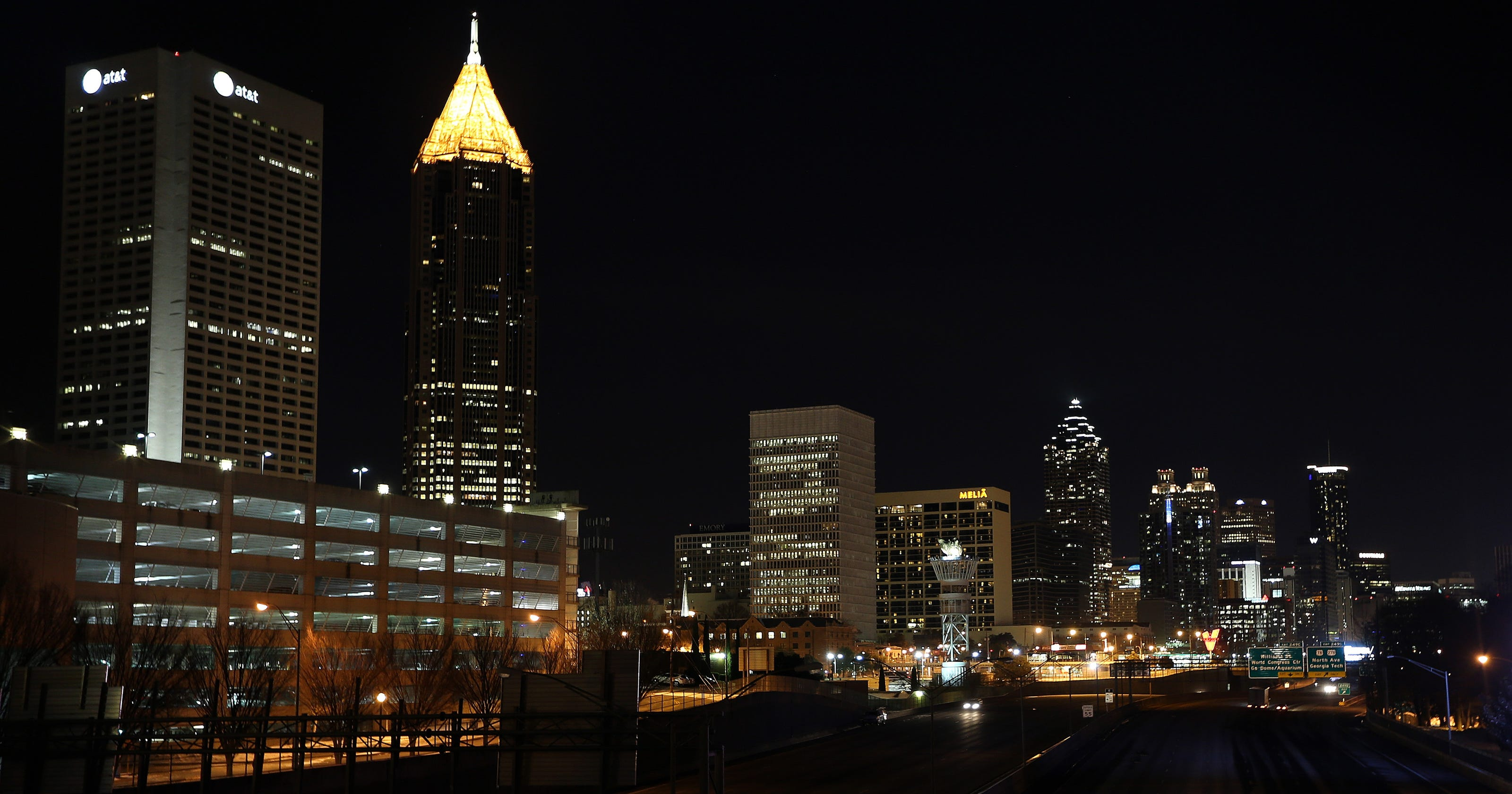 Study: Atlanta has most event-going residents