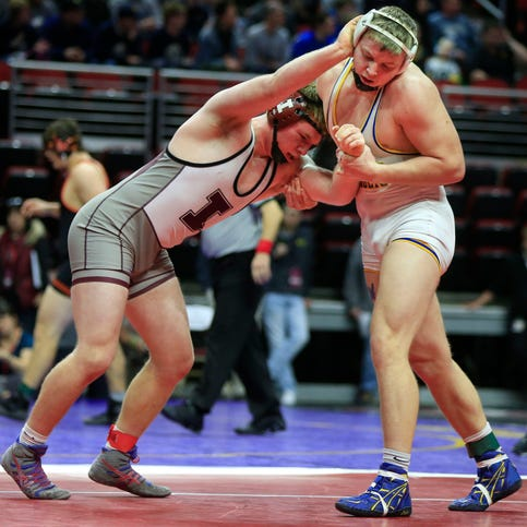 Wrestling takeaways: Turns out, Iowa wrestlers are pretty dang good at Greco-Roman