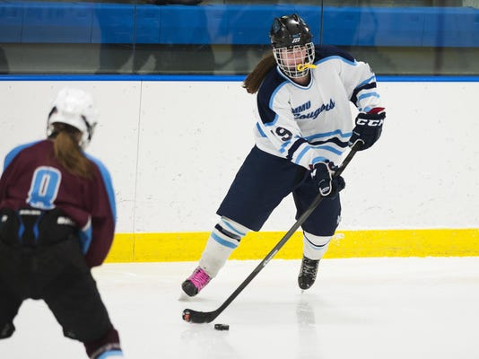 North Country vs. MMU Girls Hockey 02/11/15
