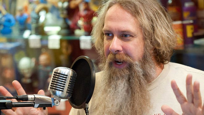 """Bryan Johnson, of AMC's """"Comic Book Men,"""" will be a guest at the Derby City Comic Con."""