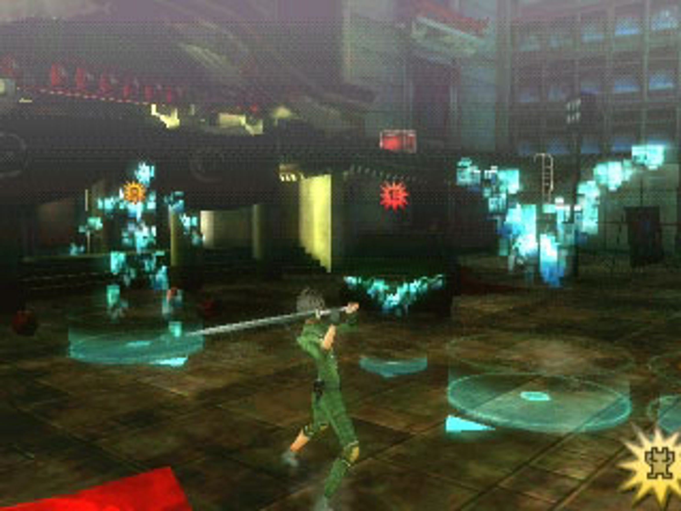"Battle both your inner and outer demons in ""Shin Megami"