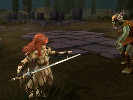 Fire Emblem Echoes: Tales of Valentia.